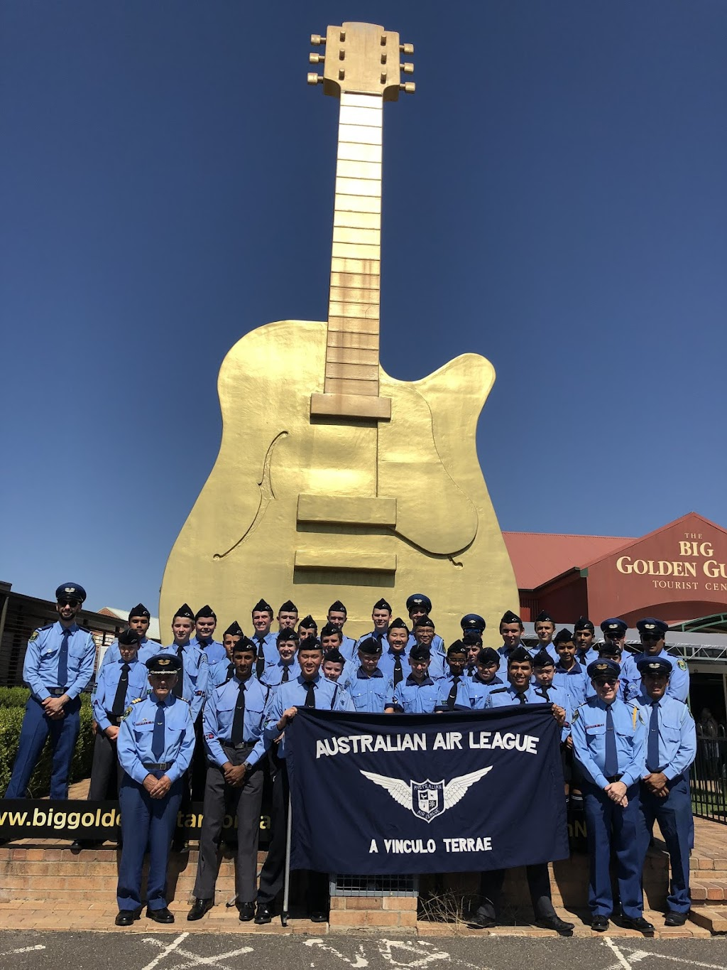 Australian Air League - Tamworth Squadron   point of interest   Hillvue Scout Hall, Hillvue Rd, South Tamworth NSW 2340, Australia   0405289089 OR +61 405 289 089