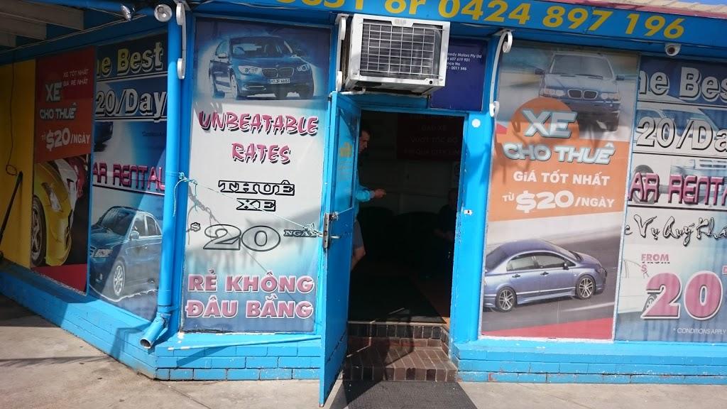 Car West Rentals Car Rental 62 Ballarat Rd Maidstone Vic 3012
