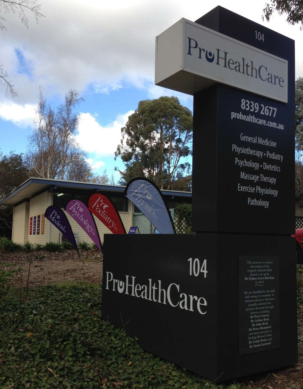 Pro Health Care Stirling | physiotherapist | 104 Mount Barker Rd, Stirling SA 5152, Australia | 0883392677 OR +61 8 8339 2677