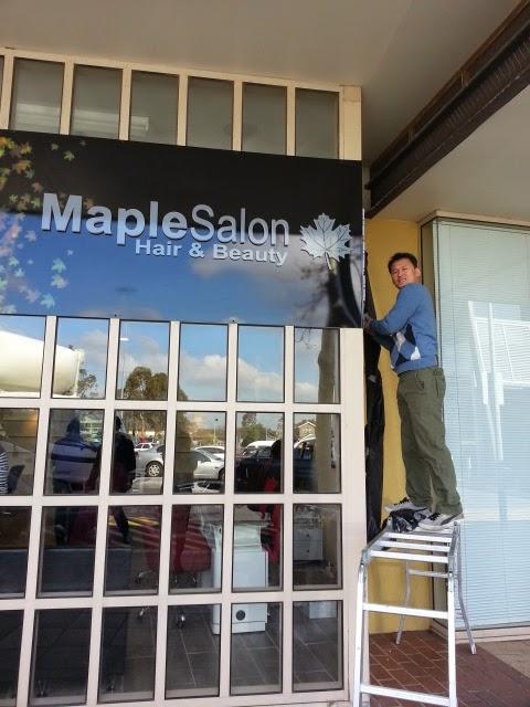Maple Salon Brimbank Shopping Centre | hair care | 57a/28-72 Neale Rd, Deer Park VIC 3023, Australia | 0383159635 OR +61 3 8315 9635
