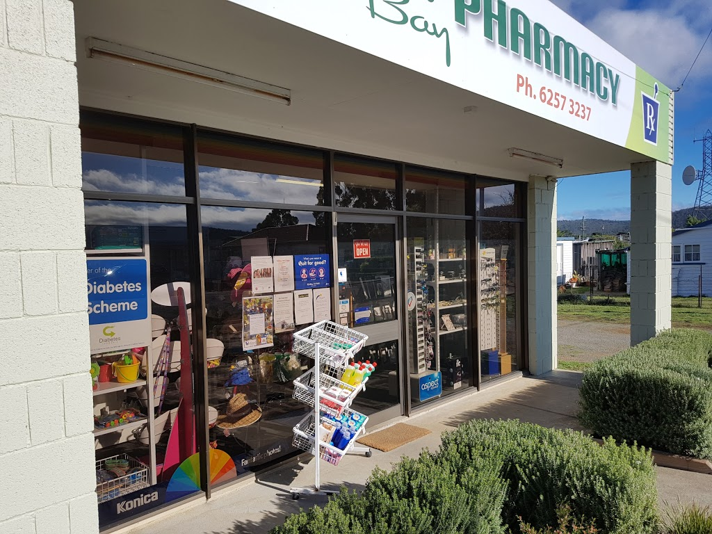 Triabunna Pharmacy | health | 20 Vicary St, Triabunna TAS 7190, Australia | 0362573237 OR +61 3 6257 3237