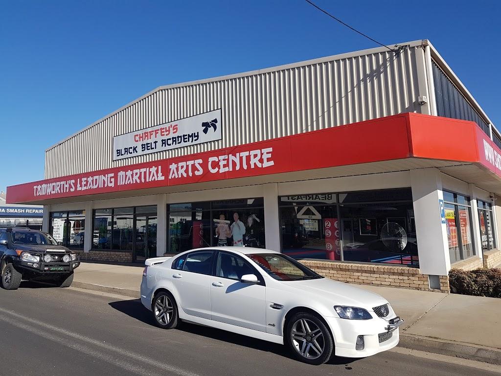 Chaffeys Martial Arts | gym | 240 Marius St, Tamworth NSW 2340, Australia | 0408650906 OR +61 408 650 906