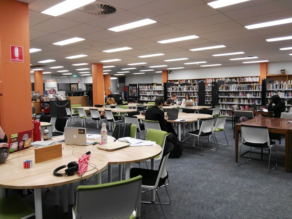 Student Union Recreational Library   library   Campus Centre, Monash University VIC 3800, Australia   0399054127 OR +61 3 9905 4127