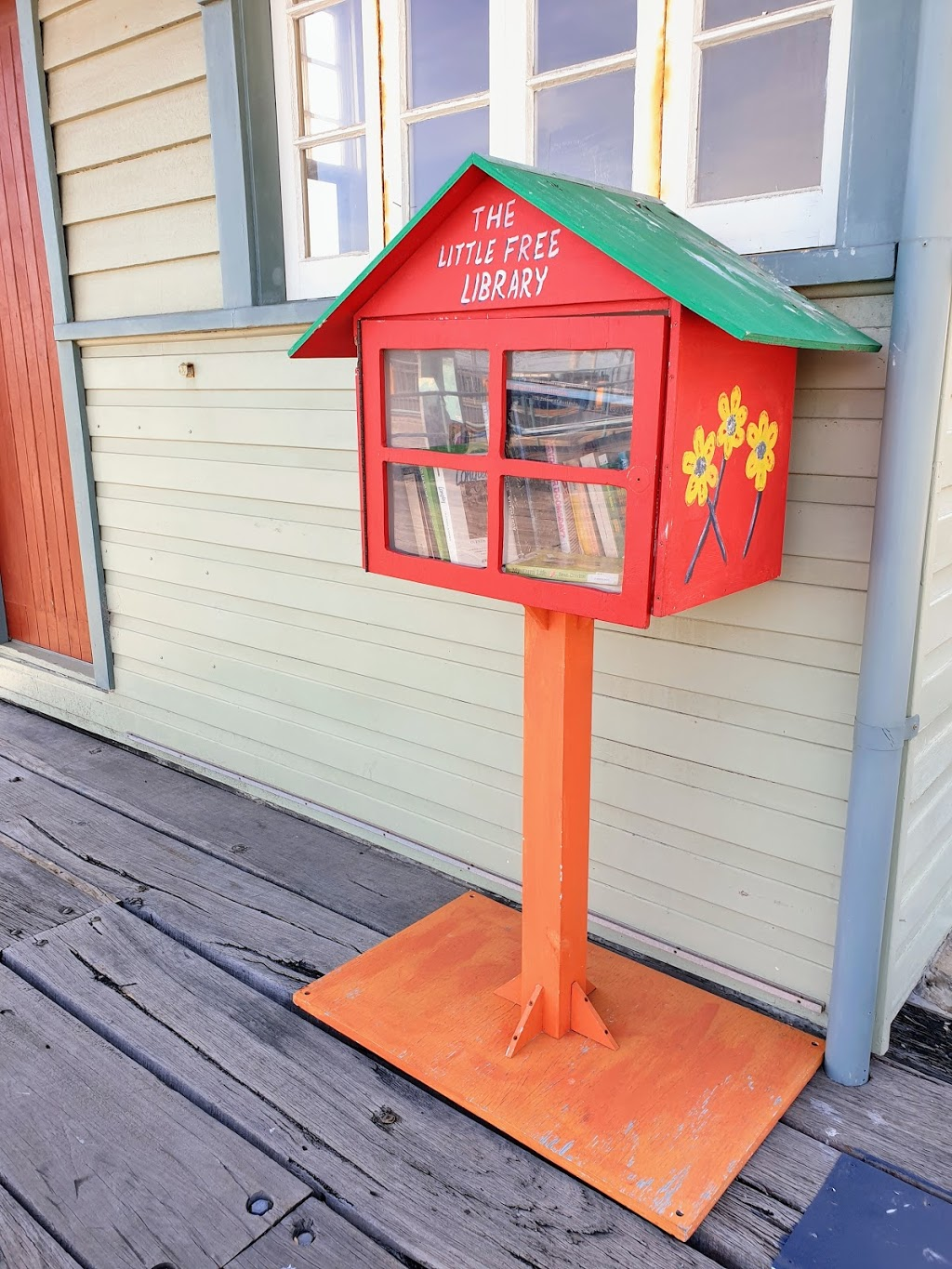 The Little Free Library | library | Port Phillip Bay, VIC, Australia