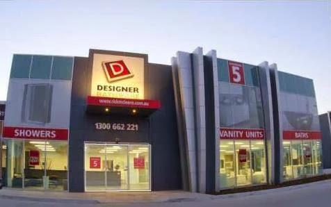 Rick McLeans Designer Bathware | home goods store | Showroom 5, Corner Keilor Park Drive and, Thomsons Rd, Keilor Park VIC 3042, Australia | 1300662221 OR +61 1300 662 221