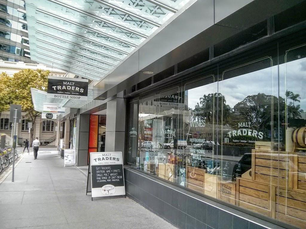 Malt Traders CBD | store | 10 Market St, Brisbane City QLD 4000, Australia | 0732364855 OR +61 7 3236 4855