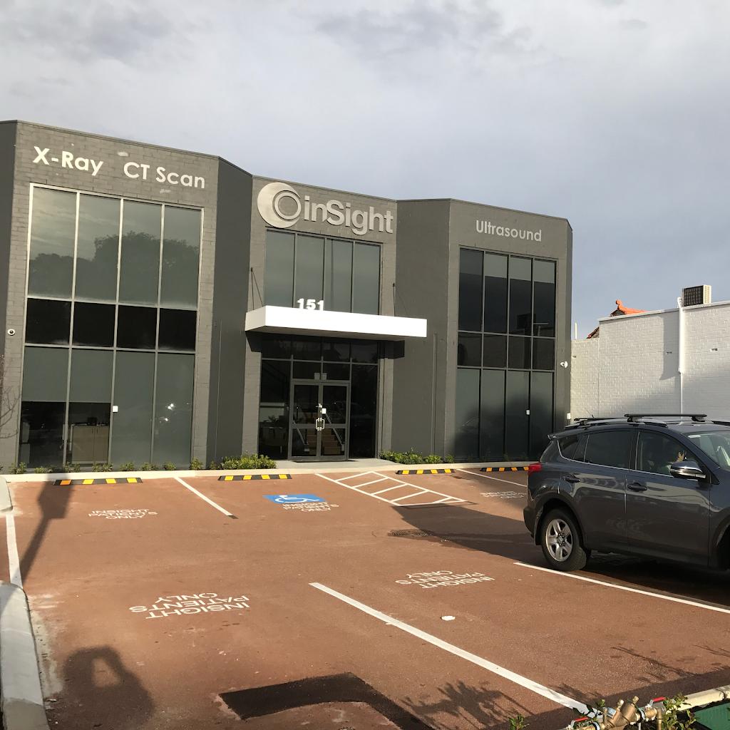 InSight Clinical Imaging - Mt Lawley | doctor | 151 Walcott St, Mount Lawley WA 6050, Australia | 0894043600 OR +61 8 9404 3600
