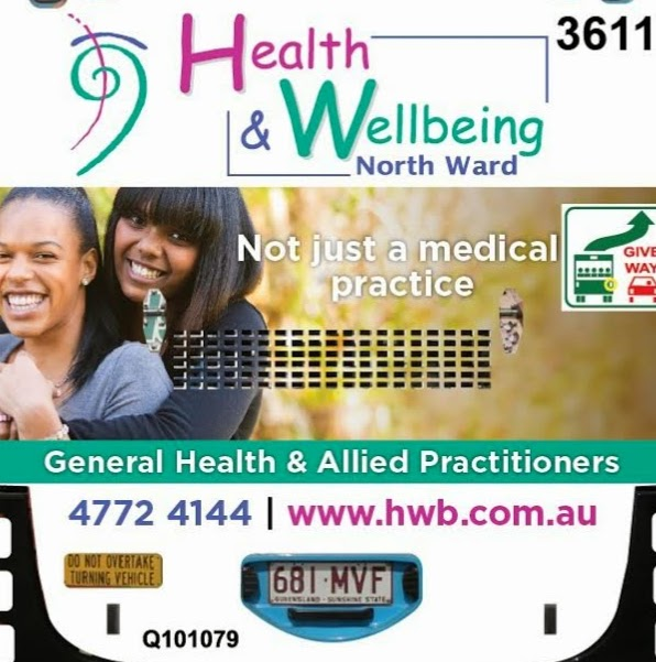 Health & Wellbeing North Ward | doctor | 34 Gregory St, North Ward QLD 4810, Australia | 0744092039 OR +61 7 4409 2039