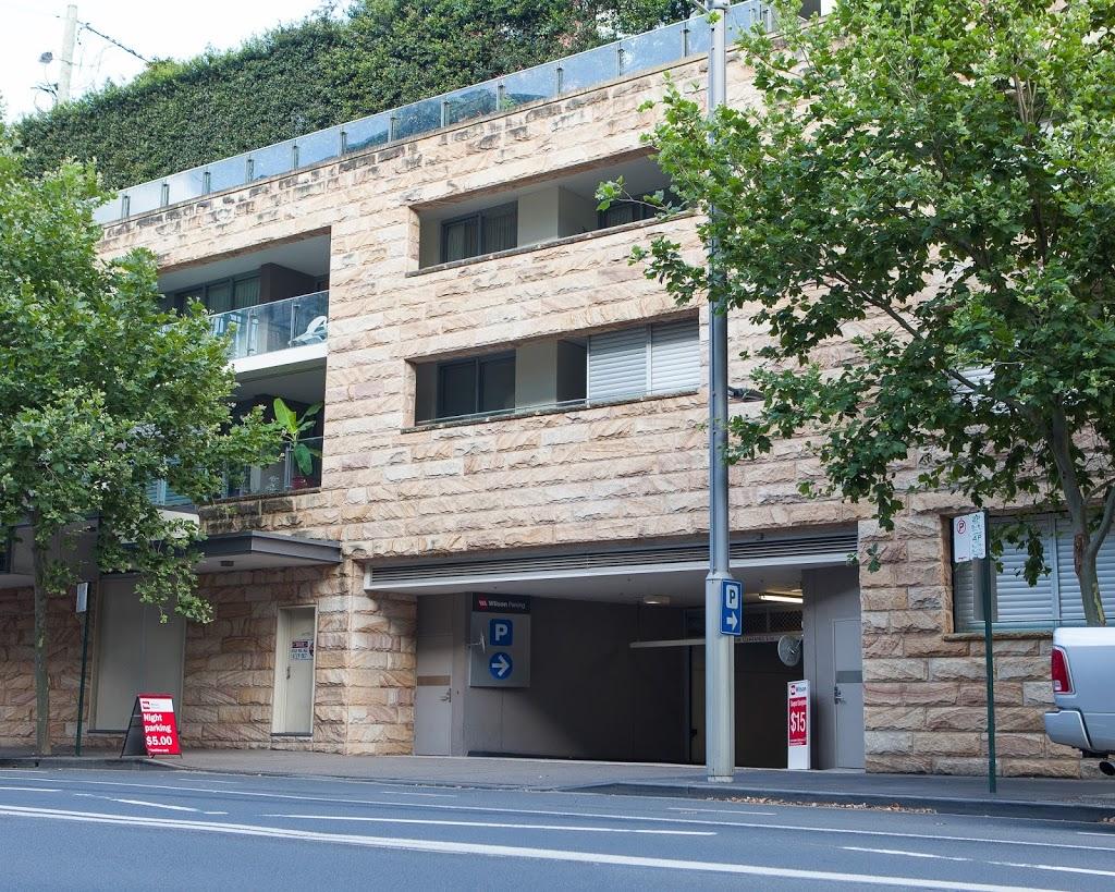 Wilson Parking - Barangaroo Point | parking | 25B Hickson Rd, Millers Point NSW 2000, Australia | 1800727546 OR +61 1800 727 546