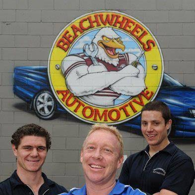 Beachwheels Automotive | car repair | 16 Waine St, Freshwater NSW 2096, Australia | 0299051727 OR +61 2 9905 1727