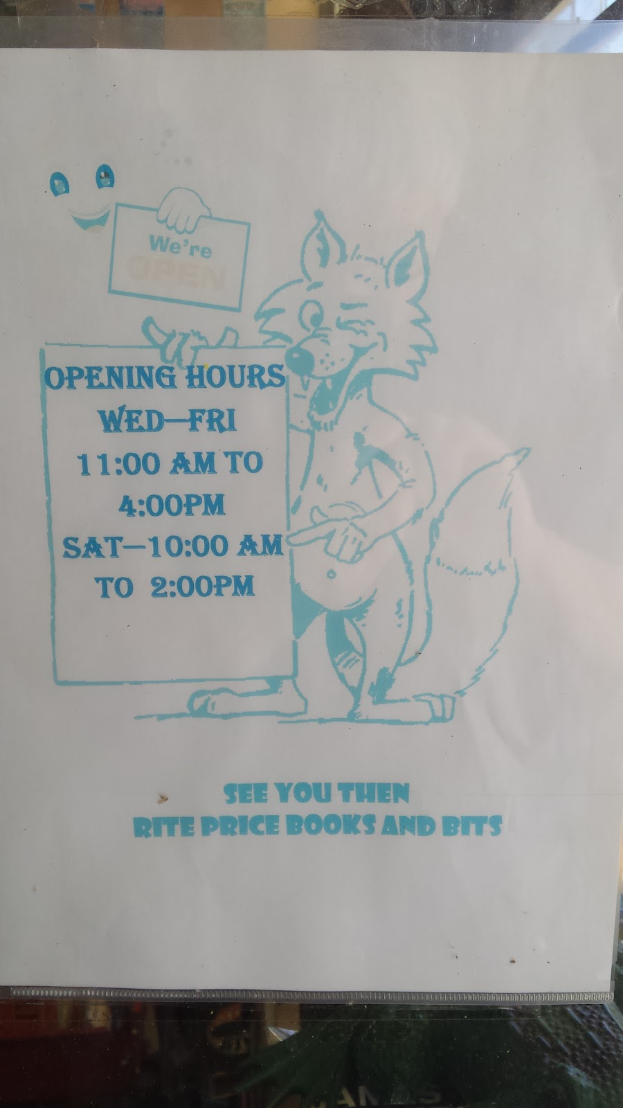 Rite Price Books & Bits | book store | 3 Drake St, Bayswater WA 6053, Australia | 0412075043 OR +61 412 075 043