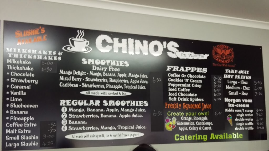 Chinos On Victoria | cafe | 47 Victoria St, Kerang VIC 3579, Australia | 0354521200 OR +61 3 5452 1200