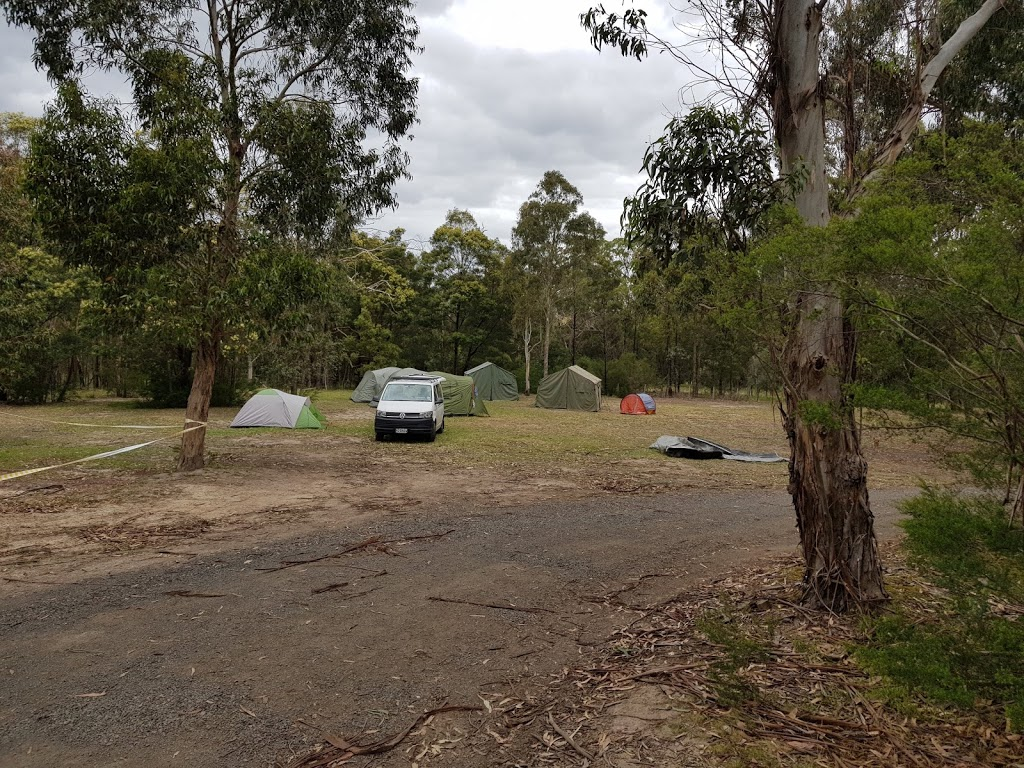 Camp Warringal | campground | 340 Bruces Creek Rd, Whittlesea VIC 3757, Australia | 0403385557 OR +61 403 385 557