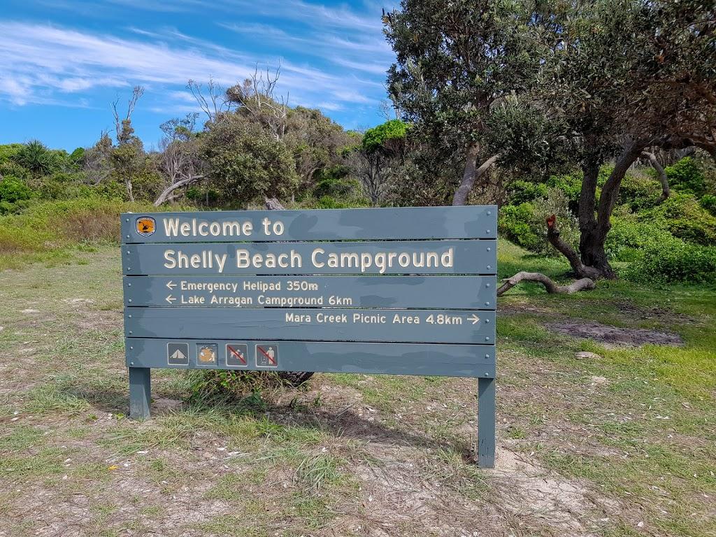 Shelley Beach Camping Spot | campground | Yuraygir NSW 2469, Australia
