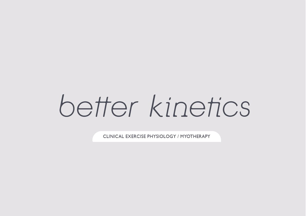 Better Kinetics | physiotherapist | 1007 Stanley St E, East Brisbane QLD 4169, Australia | 0401865352 OR +61 401 865 352