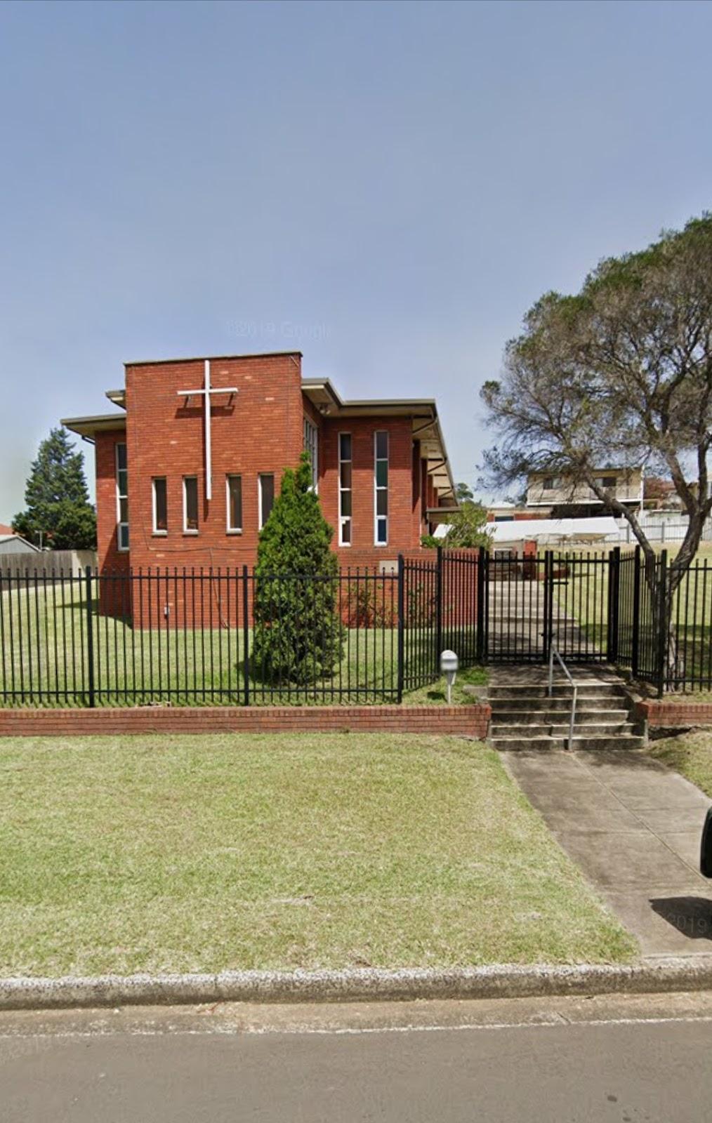 Our lady of lebanon maronite church | church | 80 Denise St, Lake Heights NSW 2502, Australia