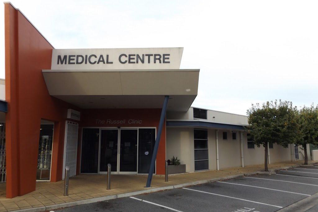 Russell Clinic | doctor | 202 Main Rd, Blackwood SA 5051, Australia | 0882781111 OR +61 8 8278 1111