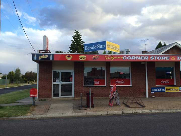 Ryans corner   store   Horsham VIC 3400, Australia