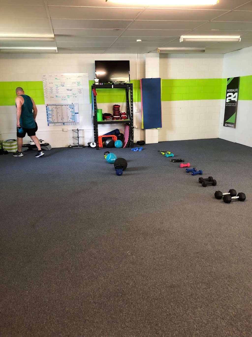 Your Healthy Choice Solutions | gym | 68 Railway Ave, Railway Estate QLD 4810, Australia | 0447690685 OR +61 447 690 685