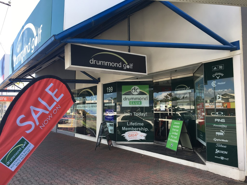 Drummond Golf | store | 2/199 Mulgrave Rd, Cairns City QLD 4870, Australia | 0740414223 OR +61 7 4041 4223