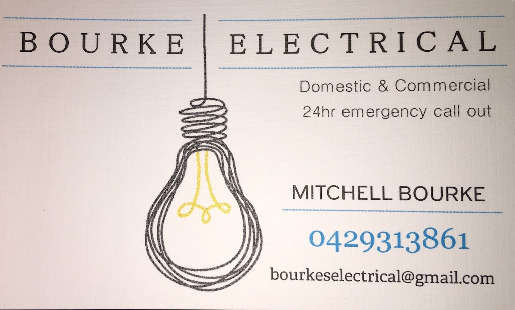 Bourke Electrical Pty Ltd | electrician | 11 Adinda St, Waramanga ACT 2611, Australia | 0429313861 OR +61 429 313 861