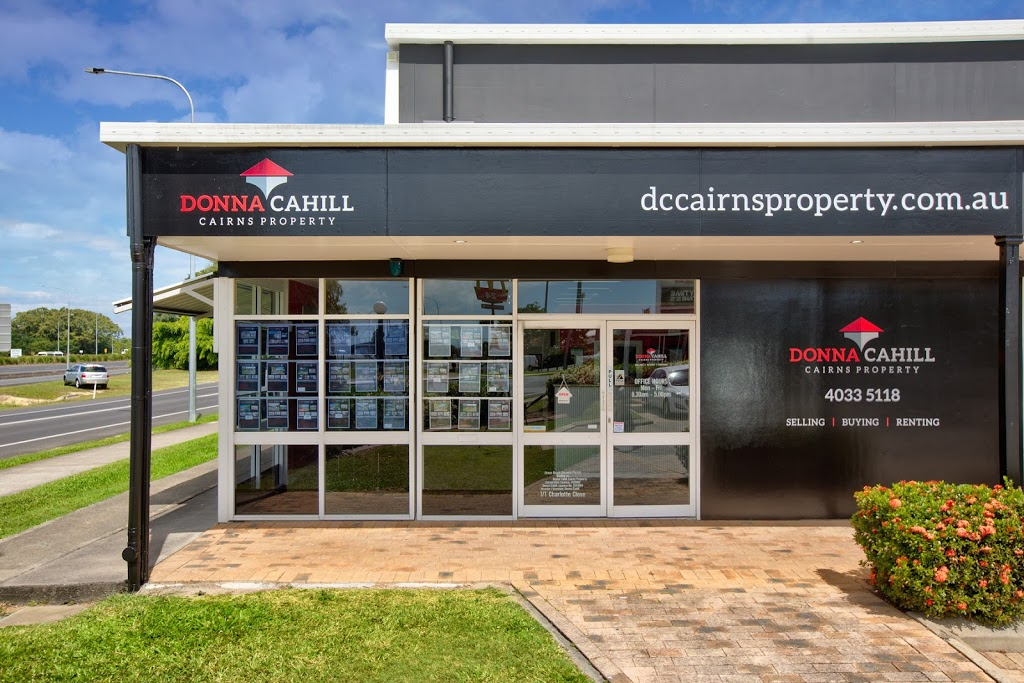 Donna Cahill Cairns Property   real estate agency   1/1 Charlotte Cl, Cairns City QLD 4870, Australia   0740335118 OR +61 7 4033 5118