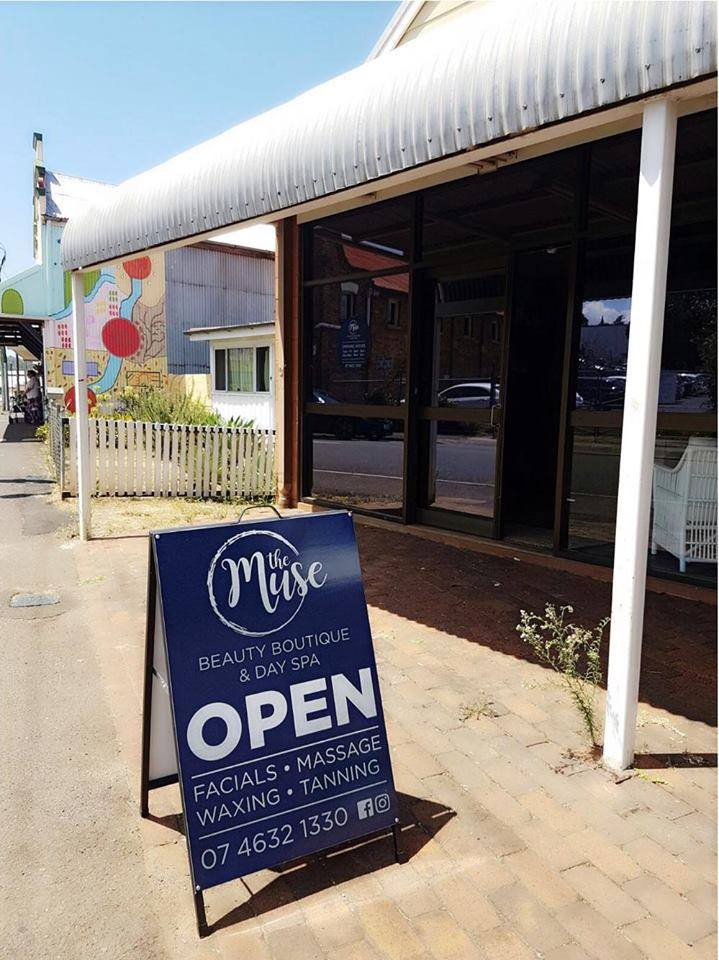 The Muse Beauty Boutique and Day Spa | hair care | 6 Station St, Toowoomba City QLD 4350, Australia | 0746321330 OR +61 7 4632 1330
