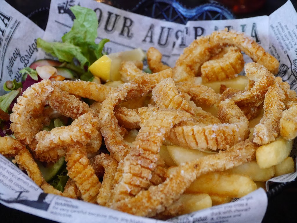 The Fish Dept | cafe | 12 Star Circus, Docklands VIC 3008, Australia | 96709468 OR +61 96709468