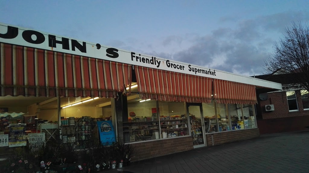 Johns Friendly Grocer Supermarket   supermarket   LOT 1, LOT 1 Main St, Huonville TAS 7109, Australia   0362641180 OR +61 3 6264 1180