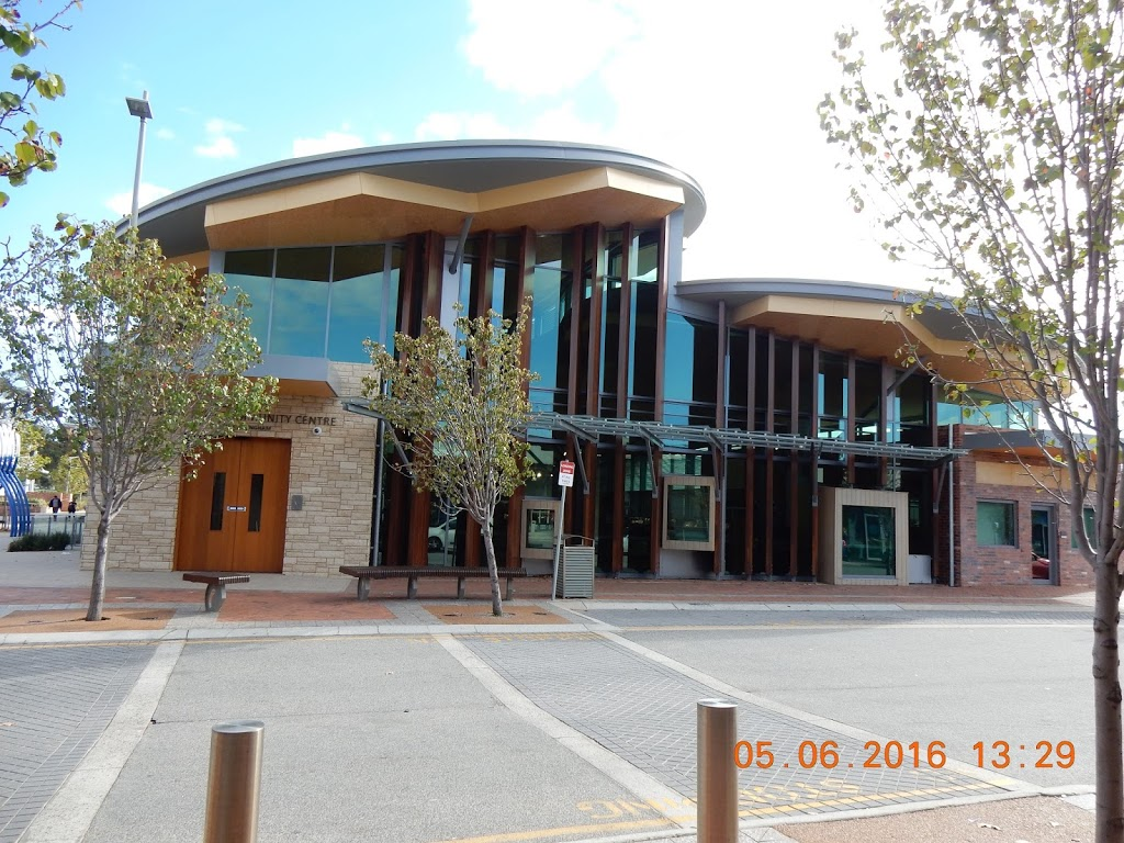 Mary Davies Library and Community Centre   library   17 Settlers Ave, Baldivis WA 6171, Australia   0895910800 OR +61 8 9591 0800