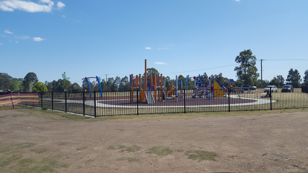 Raworth Dog Off-Leash Area   park   155 Morpeth Rd, East Maitland NSW 2323, Australia