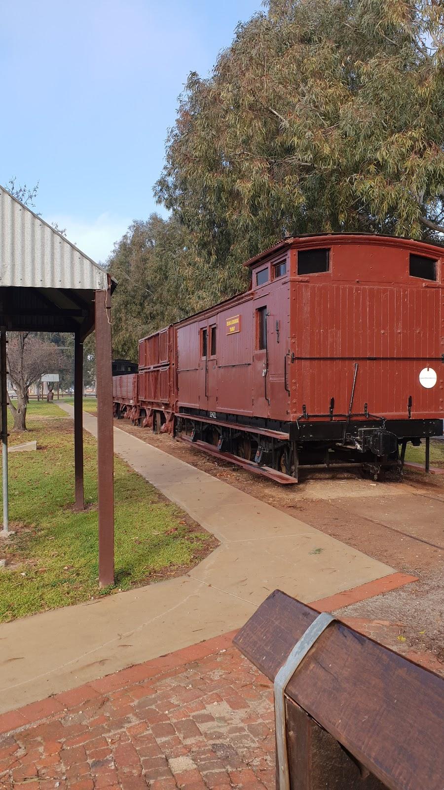 Koondrook Tramway | museum | Koondrook VIC 3580, Australia
