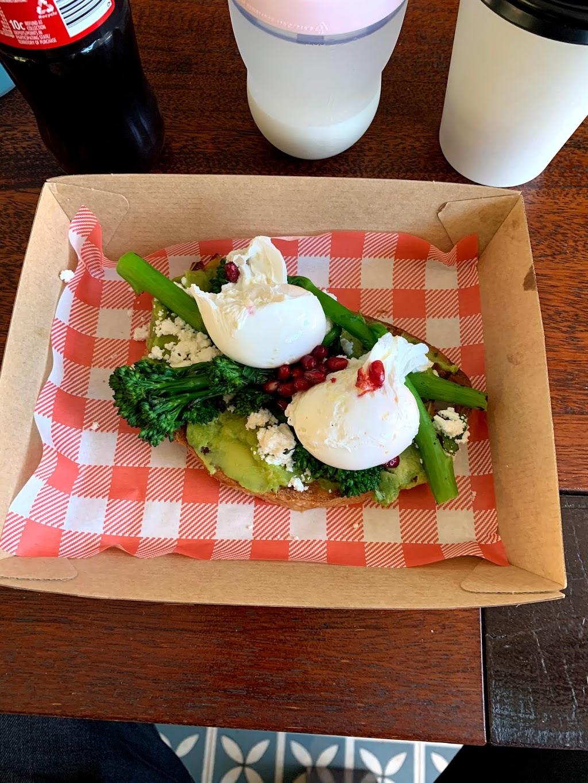Eden Kiosk | cafe | 307 Lane Cove Rd, Macquarie Park NSW 2113, Australia | 0432846312 OR +61 432 846 312
