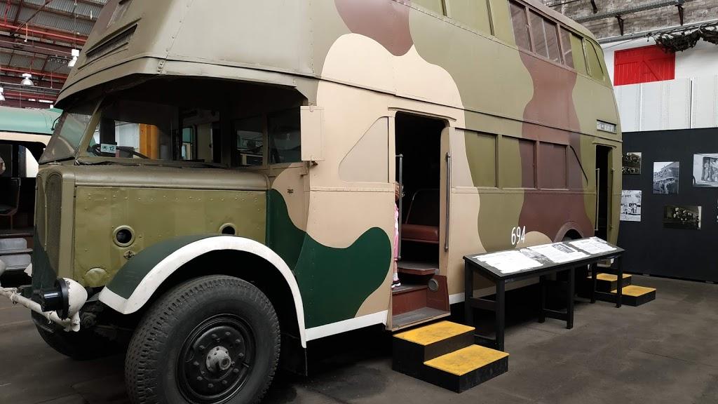Sydney Bus Museum | museum | 25 Derbyshire Rd, Leichhardt NSW 2040, Australia | 0295726789 OR +61 2 9572 6789