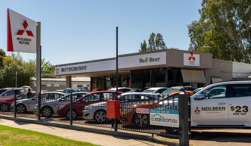 Neil Beer Holden, Mitsubishi, Nissan & Subaru | car dealer | 49-51 Emily St, Seymour VIC 3660, Australia | 0357922777 OR +61 3 5792 2777