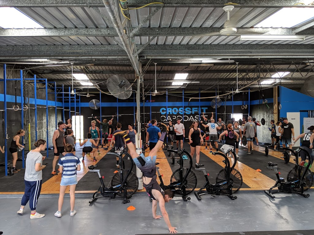 CrossFit Cap Coast   gym   40 Jabiru Dr, Yeppoon QLD 4703, Australia   0434251028 OR +61 434 251 028
