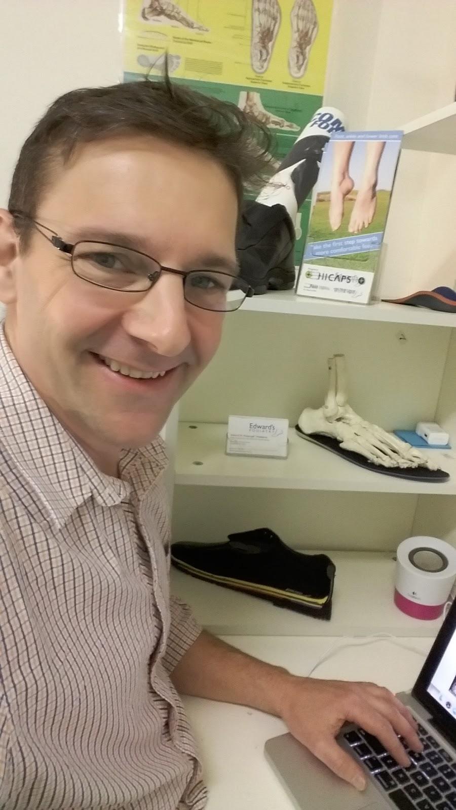 Edwards Podiatry - Kingsford | hospital | 1/5 Meeks St, Kingsford NSW 2032, Australia | 0414360469 OR +61 414 360 469