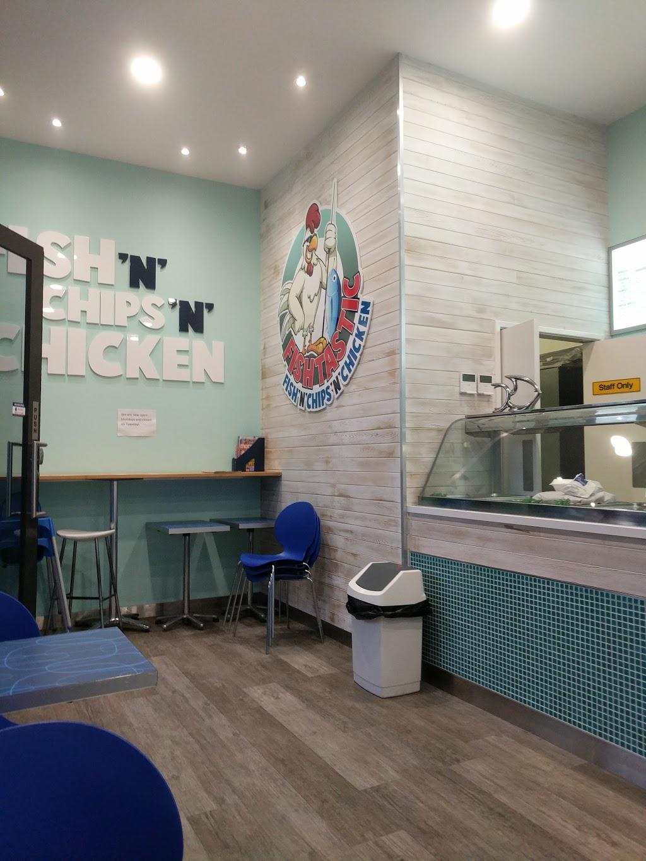 Fishtastic | restaurant | 79 Lyon Rd, Atwell WA 6164, Australia | 0894993008 OR +61 8 9499 3008