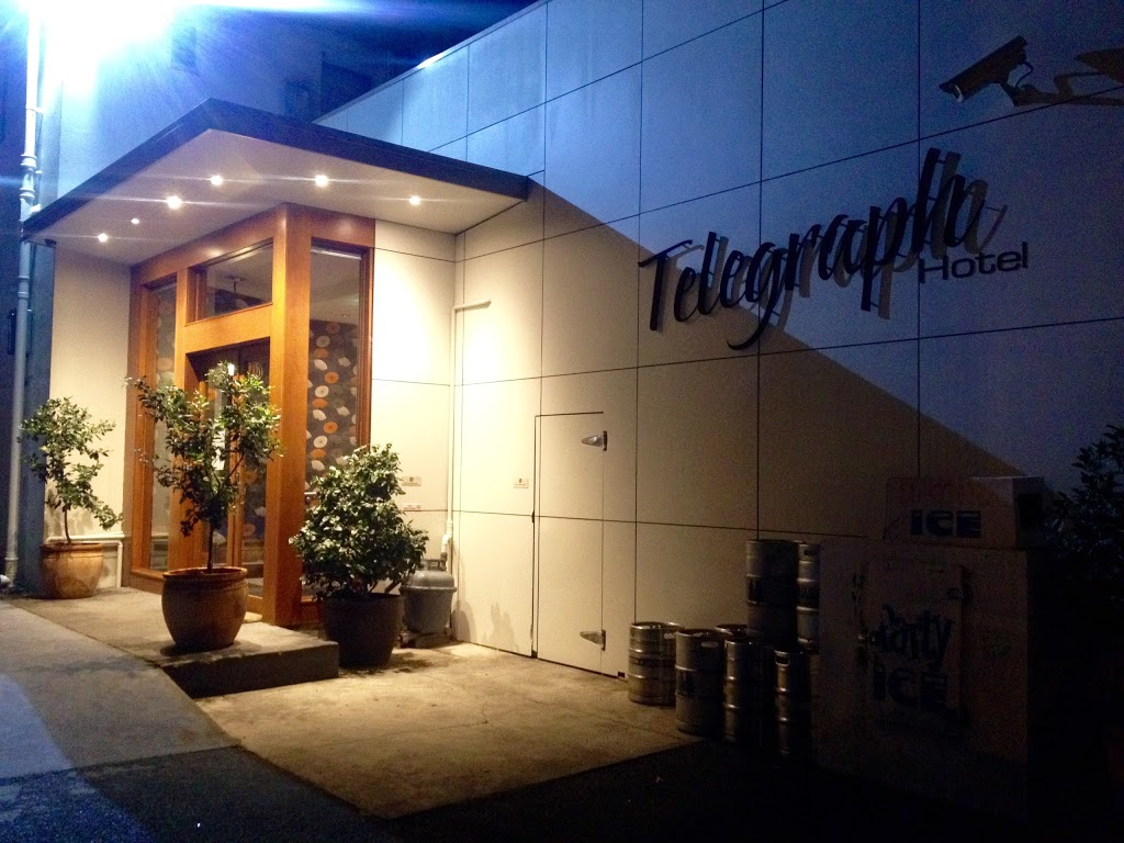 Telegraph Hotel   restaurant   2 Pakington St, Geelong West VIC 3218, Australia   0352222471 OR +61 3 5222 2471