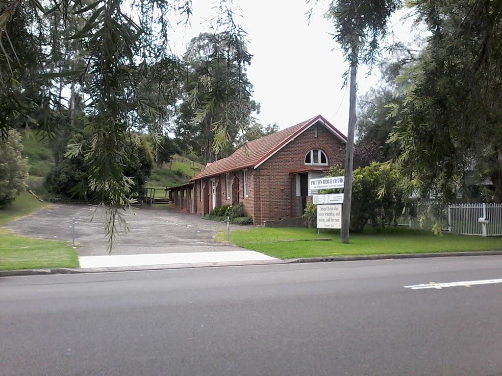 Picton Bible Church | church | 90-92 Menangle St, Picton NSW 2571, Australia | 0491003017 OR +61 491 003 017