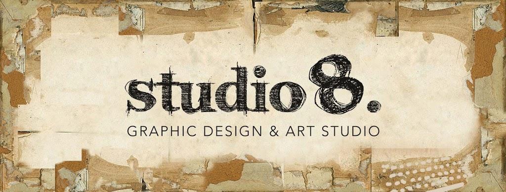 STUDIO 8. Graphic Design & Art Studio | point of interest | Rowe Rd, Pomonal VIC 3381, Australia | 0425841489 OR +61 425 841 489