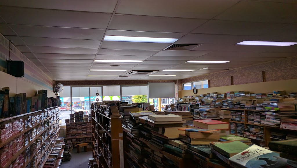 Sues Book Exchange | book store | 157/173 Mulgrave Rd, Bungalow QLD 4870, Australia | 0740313035 OR +61 7 4031 3035