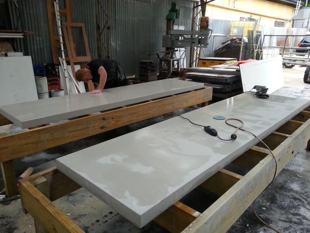 FNQ Concrete Creations - Concrete Benchtops, Vanities & Furnitur | furniture store | 174 English St, Manunda QLD 4870, Australia | 0742211699 OR +61 7 4221 1699
