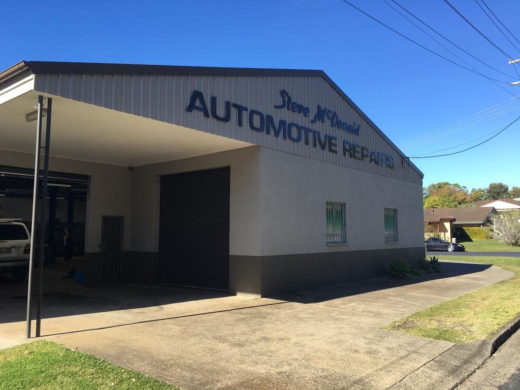 McDonald Automotive Repairs | car repair | 1 June St, Coffs Harbour NSW 2450, Australia | 0266511188 OR +61 2 6651 1188