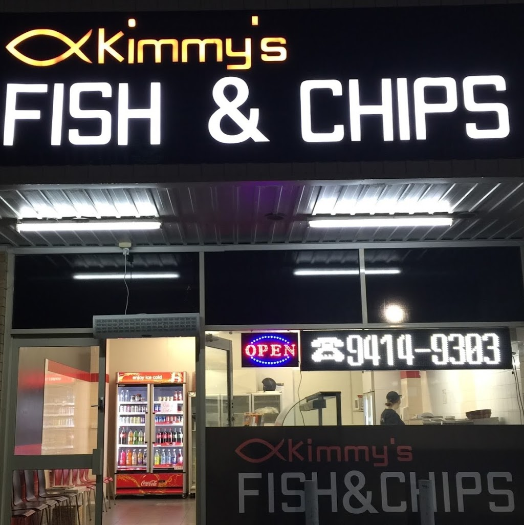 Kimmys Fish & Chips | restaurant | 318 Yangebup Rd, Yangebup, Cockburn WA 6164, Australia | 0894149303 OR +61 8 9414 9303