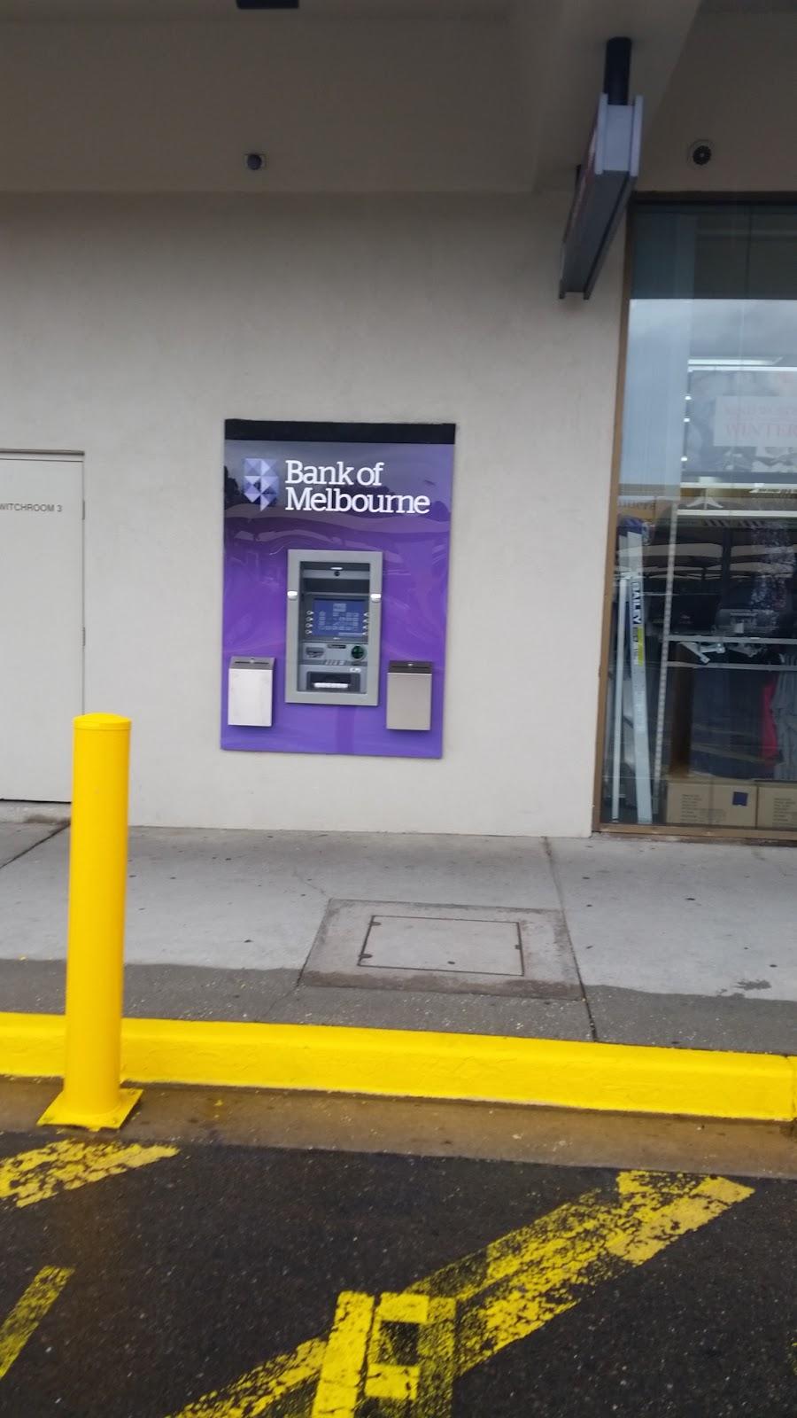 Bank of Melbourne ATM | atm | WODONGA PLAZA, O/S Shop/14a Elgin Blvd, Wodonga VIC 3690, Australia | 1800266352 OR +61 1800 266 352