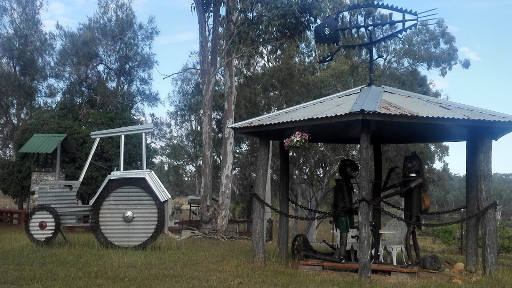 Benaraby Public Campgrounds | campground | Boyne Waters, 48739 Bruce Hwy, Benaraby QLD 4680, Australia