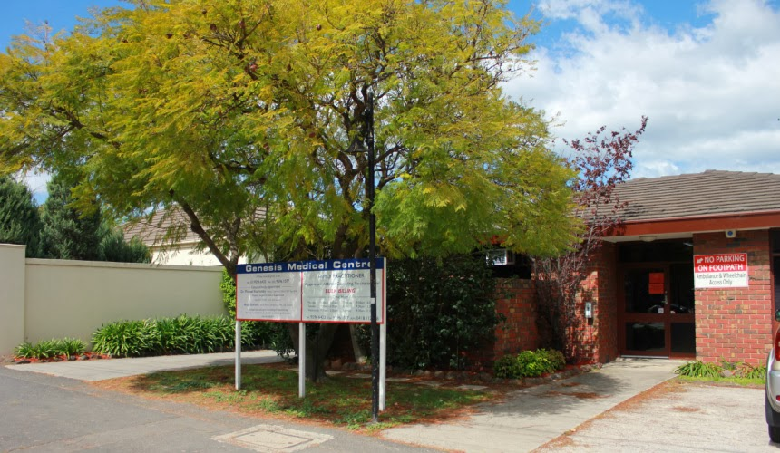 Genesis Medical Centre | hospital | 390 Bay St, Brighton VIC 3186, Australia | 0395966422 OR +61 3 9596 6422