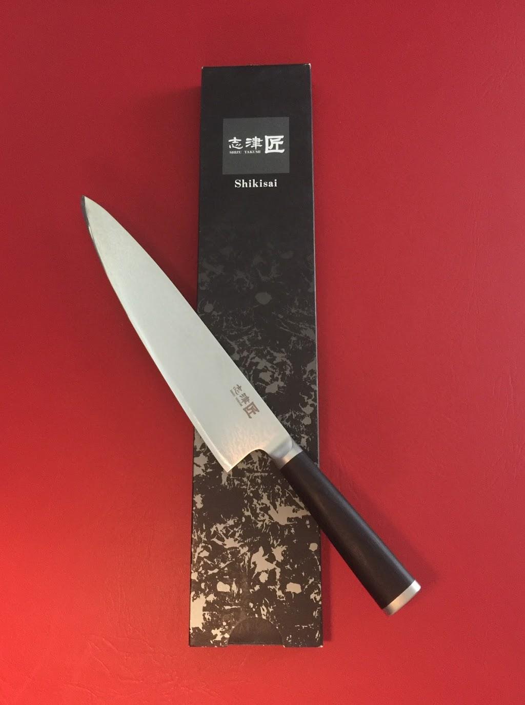 Ogg Sharpening & Knife Store, Gift Shop Selling Fine Knives Aust | store | 248 Upper Dawson Rd, Allenstown QLD 4700, Australia | 0427343197 OR +61 427 343 197