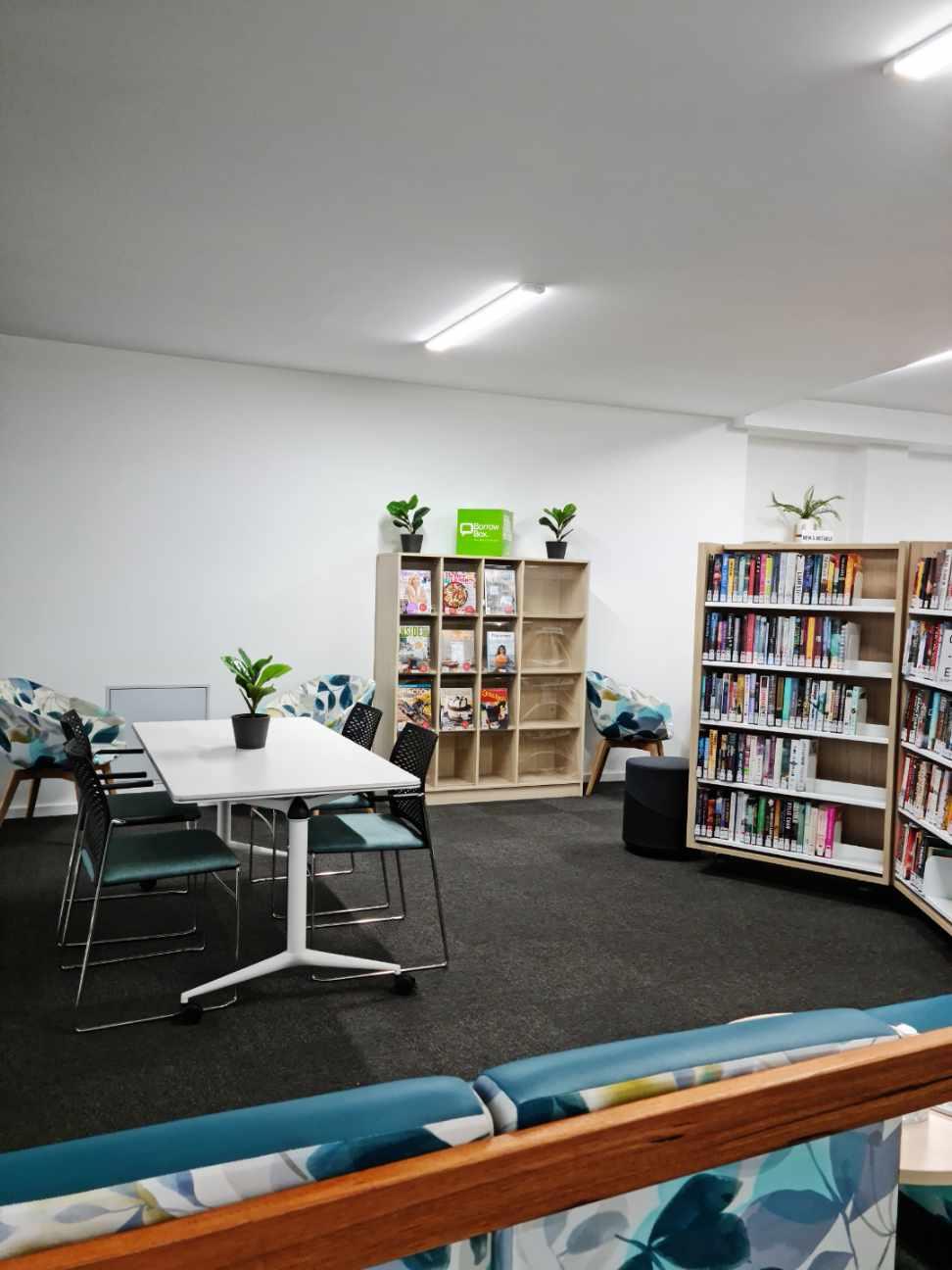 San Remo Library | library | 92 Back Beach Rd, San Remo VIC 3925, Australia | 0359522842 OR +61 3 5952 2842